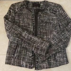 Banana Republic black jacket size 6